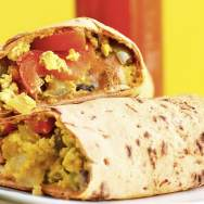 Best Vegetarian Freezer Cooking Breakfasts to Start Your Day Right: Vegan Southwestern Breakfast Burritos