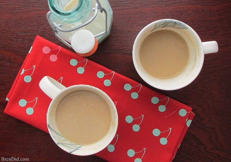 Creamy & Dreamy Vegan Coffee Creamer Recipes: Coconut Caramel Coffee Creamer