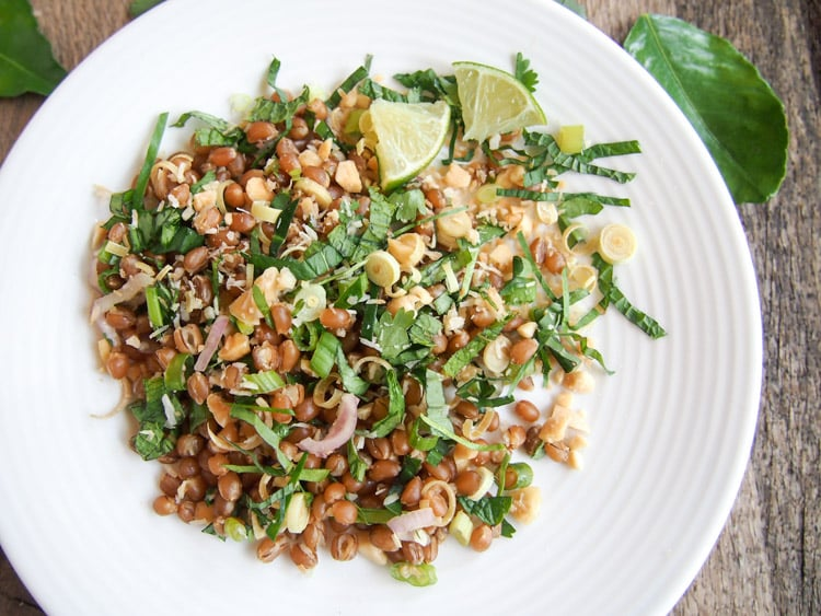 16 Spices You Haven't Tried But Definitely Should: Malaysian Herb Salad