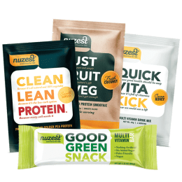 NuZest Vegan Products