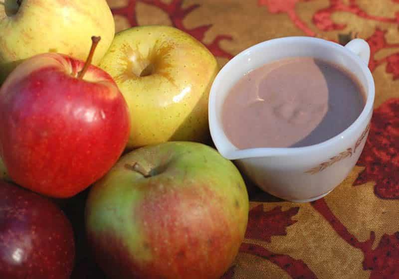 Creamy & Dreamy Vegan Coffee Creamer Recipes: Slow Cooker Apple Spice Coffee Creamer