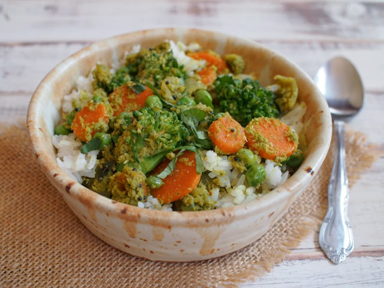 16 Spices You Haven't Tried But Definitely Should: Coconut Vegetable Curry