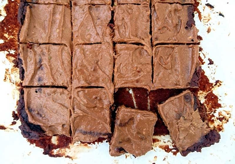 21 Drool-Worthy Recipes for Vegan Brownies: Avocado Chocolate Brownies