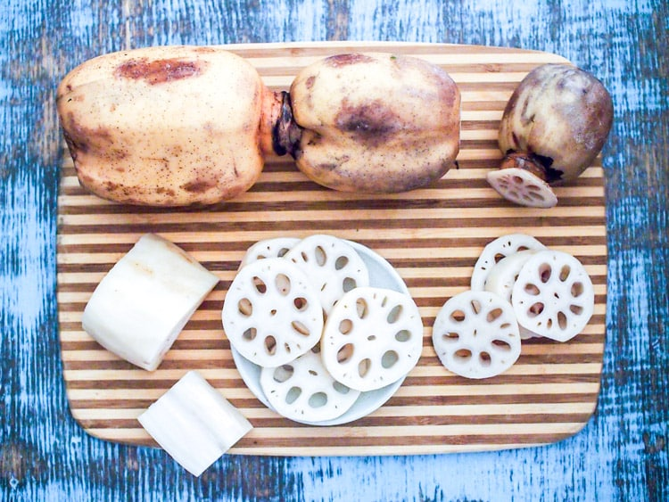 Highlighting Lotus Root And How To Cook It Right