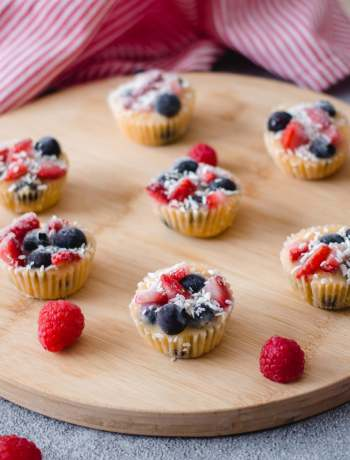 Fruity Yogurt Snack Bites