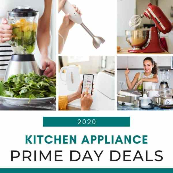 prime day kitchen appliance deals