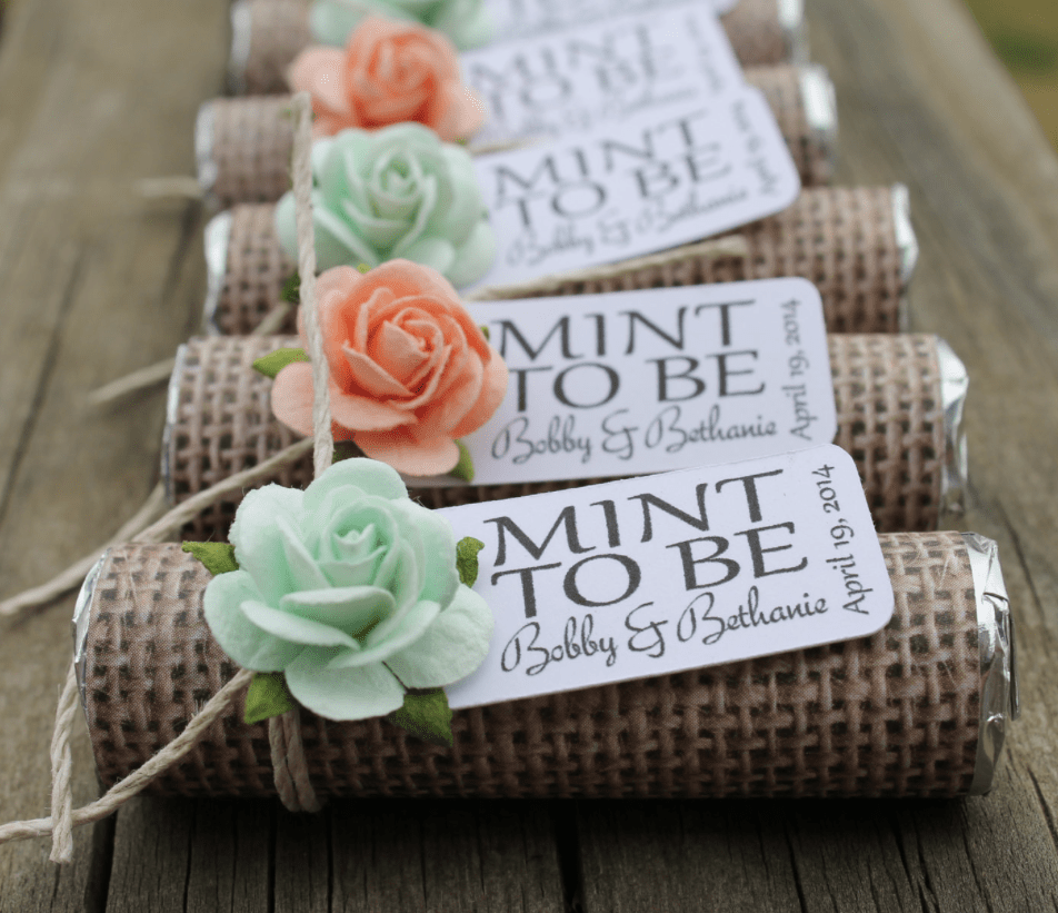 Wedding Favors Your Guest Will Actually Want