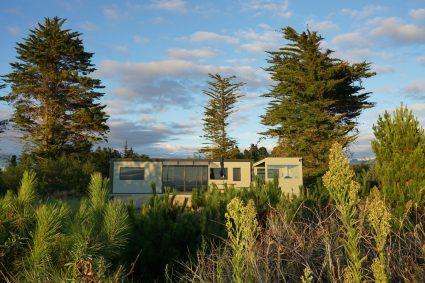 An Island Getaway: Auf Jackett Island gibt es dieses wunderbare Domizil in absoluter Abgeschiedenheit.