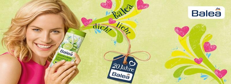 20 Jahre Balea Überraschung