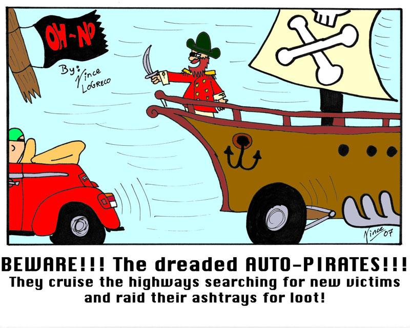 Arrrgh, Pirate Month be here matey!!