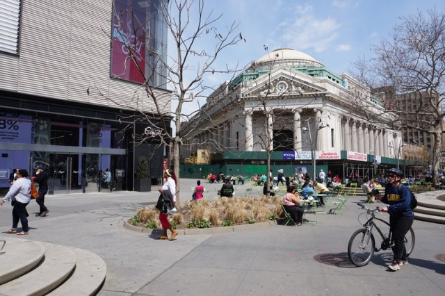 Albee Square, Downtown Brooklyn
