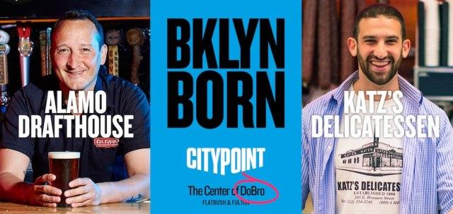 City Point using DoBro