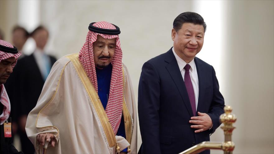 arabia china