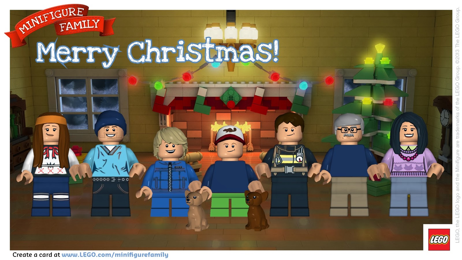 Create Lego Minifigure Picture Of Your Family