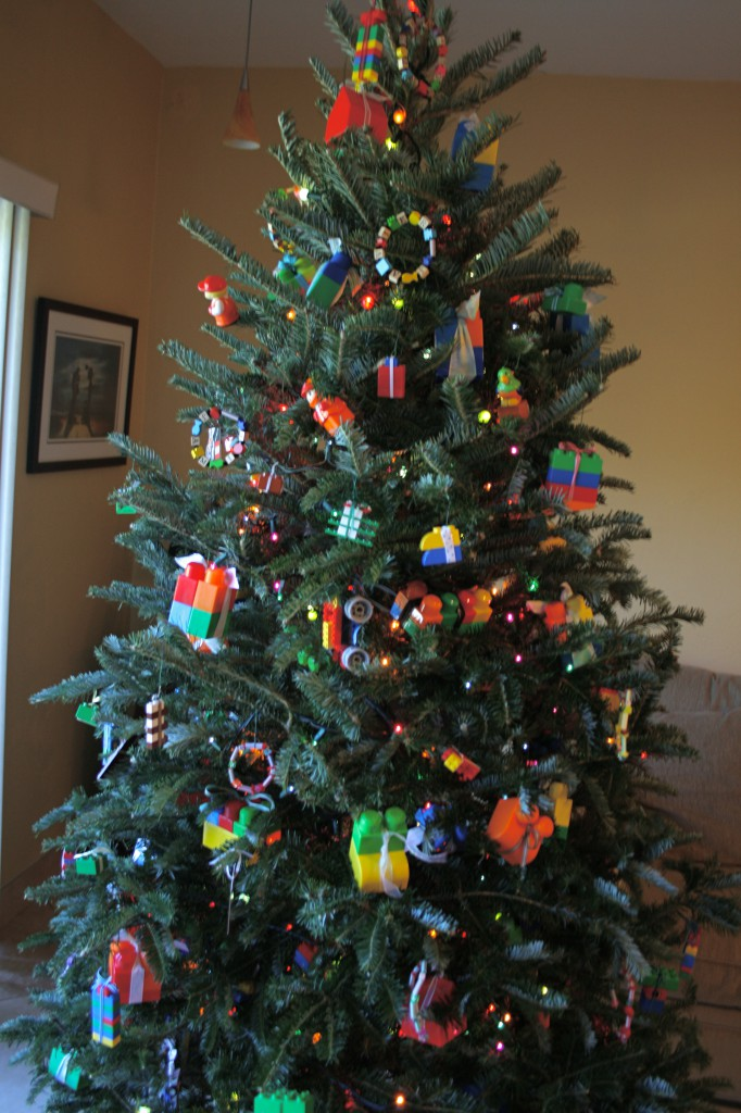 Diy Lego Christmas Tree Ornaments Christmas Tree
