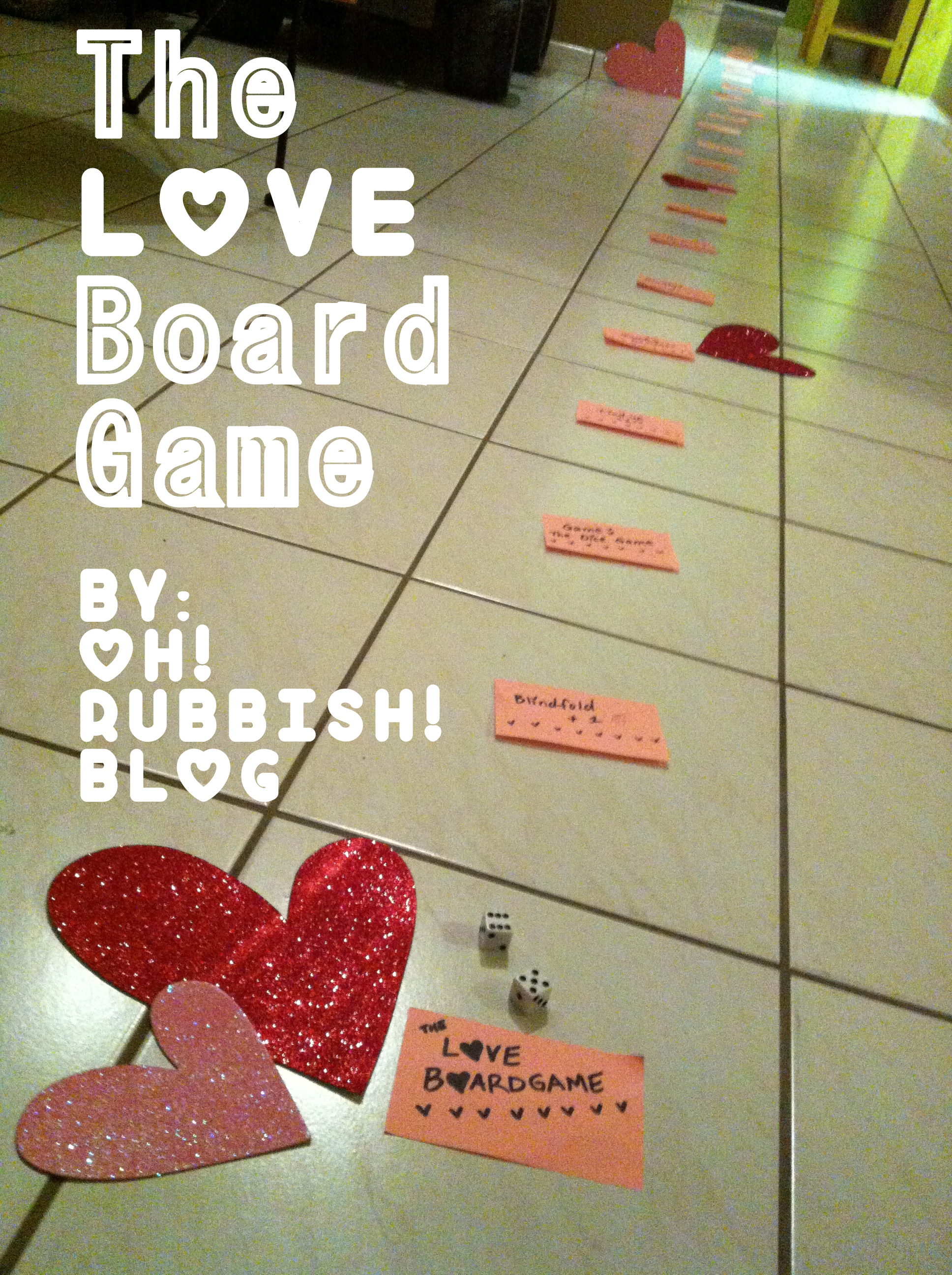 The Love Board Game Valentine S Games For Couples