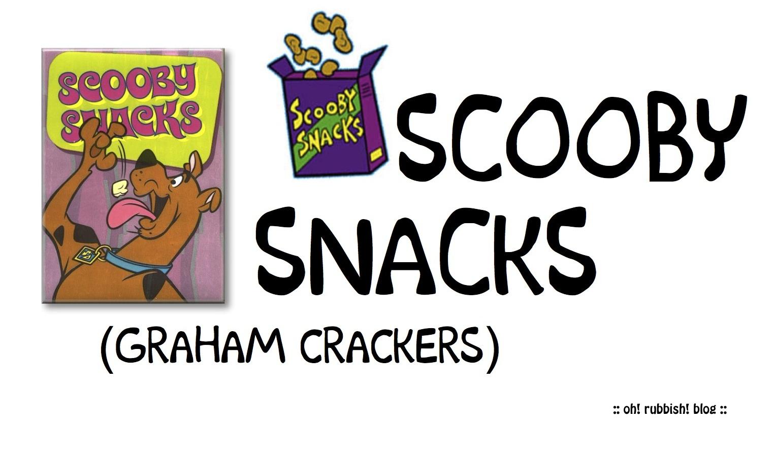 Scooby Doo Party Food Ideas Scooby Doo Birthday