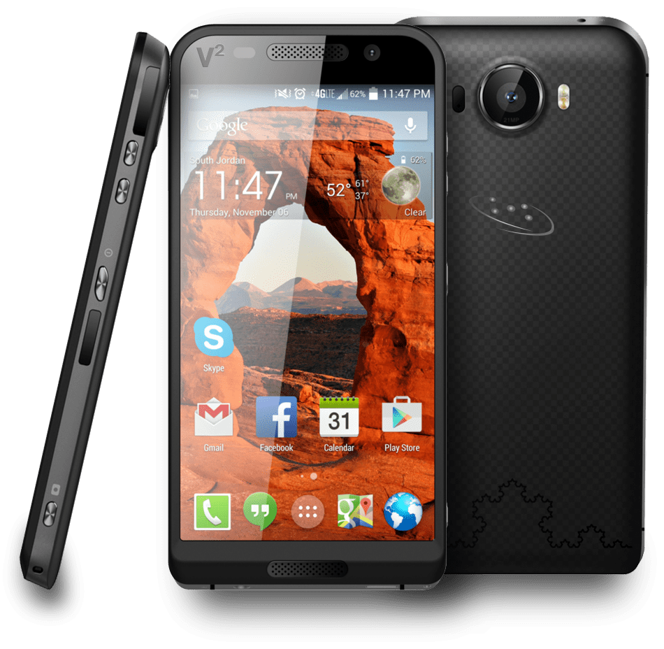 Saygus V2 - The Phone That Sets The Bar For 2015