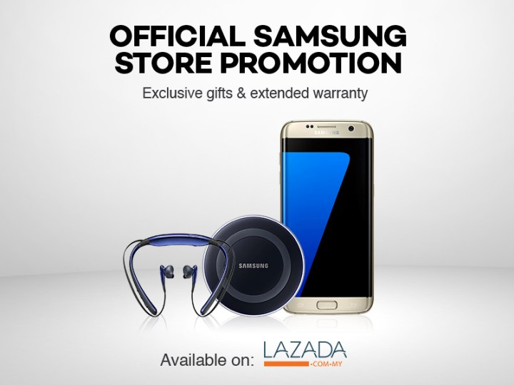 Official Samsung Store Promotion