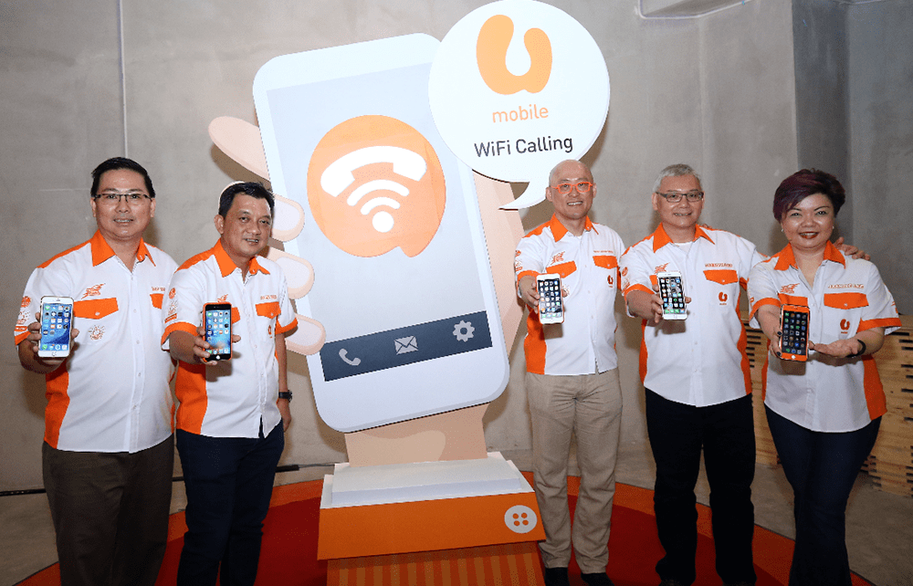 WiFi Calling - Another First From U Mobile