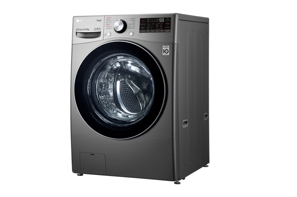 """Keep Your Favourite Clothes Looking """"Brand New"""" with LG AI DD Washing Machine"""
