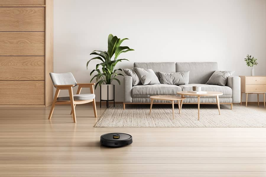 Tired of Cleaning? Give Yourself a Break With realme TechLife Robot Vacuum