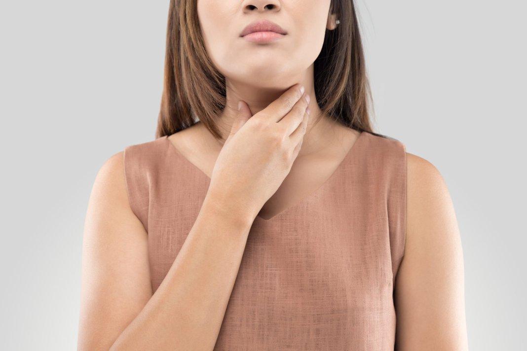 rawat sakit tekak