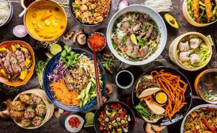 10 Makanan Paling Menggemukkan Di Malaysia.