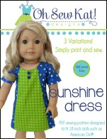 OSK Sunshine Dress AG Cover 2016