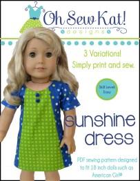 OSK Sunshine Dress AG Cover 2016