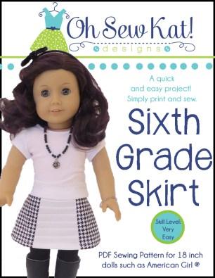 OSK Sixth Grade Skirt Cover AG