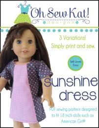 OSK Sunshine Dress Cover AG new