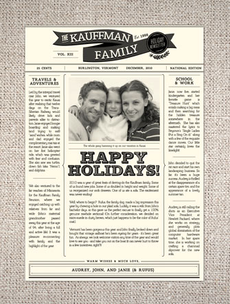 2010 Holiday Card Round Up Part 2