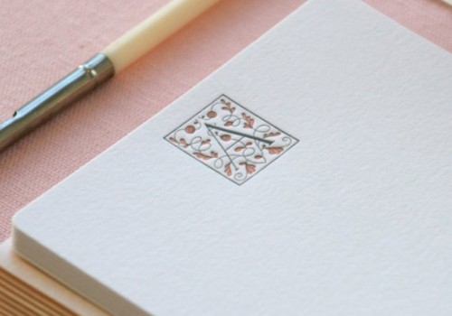 Delphine-Monogram-Letterpress-Note-Cards