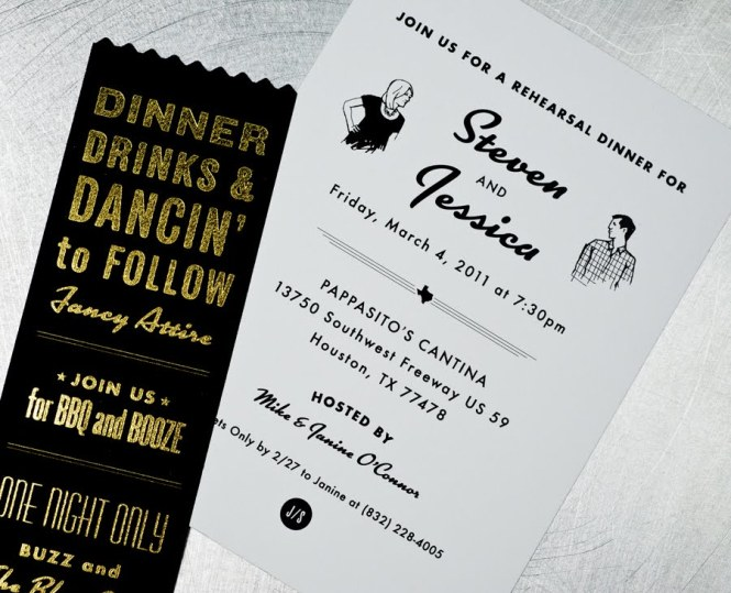 Black And White Striped Wedding Invitations Invitation Cards Card Design In Your Accompanied