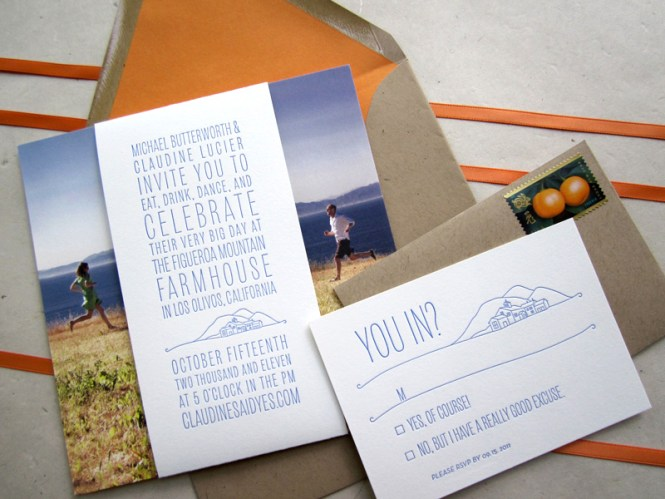 Abbey Malcolm Letterpress Design West Deptford Category Invitations