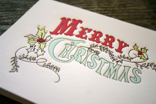 2011 Holiday Card Round Up Part 8