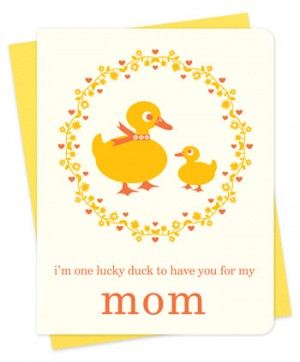 Night Owl Paper Goods Mothers Day Card 300x362 Mothers Day Cards, Part 2
