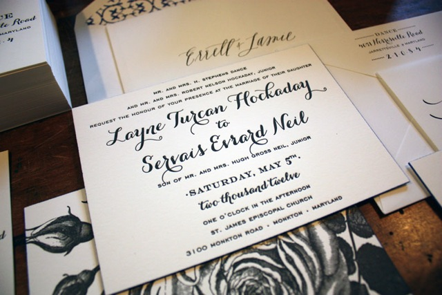 Turcan Ev S Formal And Elegant Black White Wedding