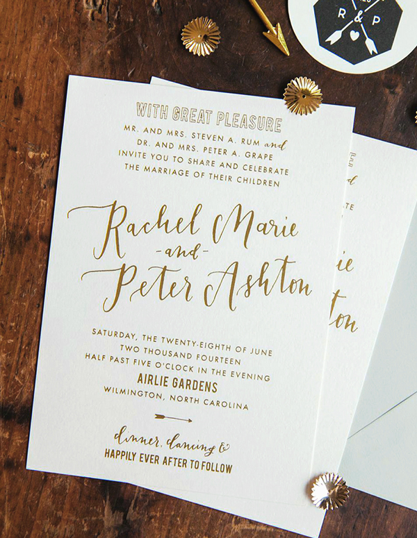 Best Calligraphy Fonts For Weddings Snippet Ink