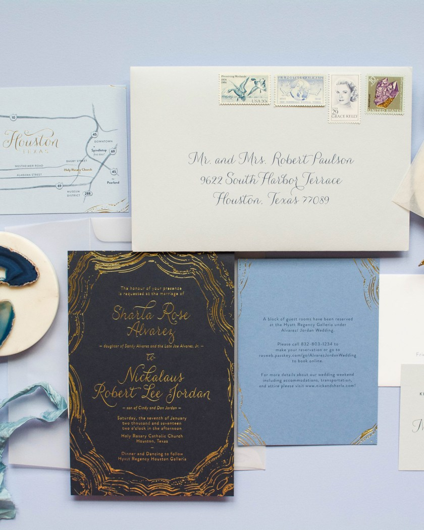 Water Wedding Invitations Choice Image Party Ideas Incredible Flower Fl