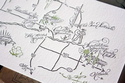 Wedding Invite Map Maker 28 Images Custom Invitation