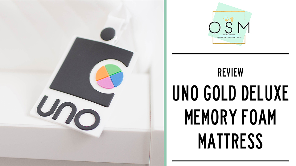 REVIEW | UNO GOLD DELUXE MEMORY FOAM MATTRESS
