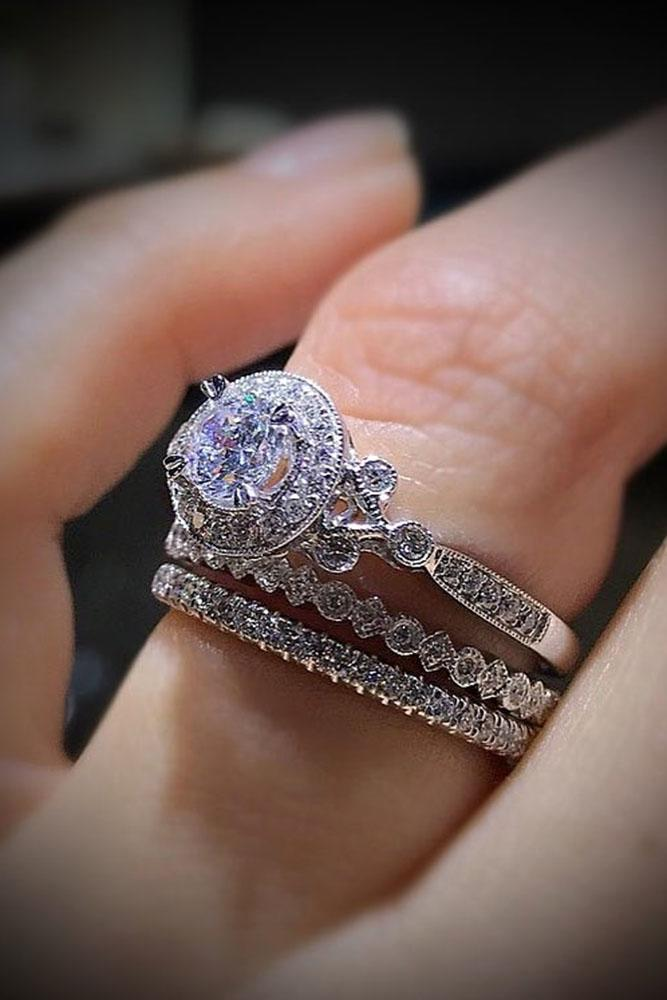 21 Unique Wedding Rings For Somebody Special Oh So Perfect Proposal