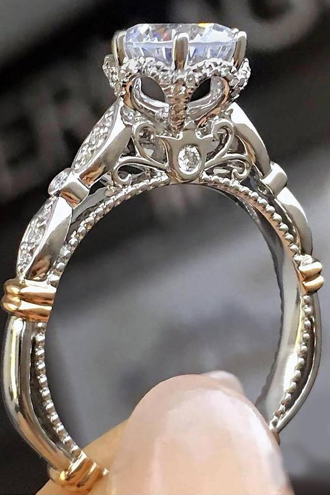 36 Unbelievable Verragio Engagement Rings Oh So Perfect