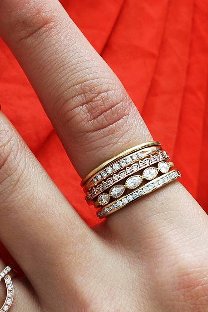 27 The Best Yellow Gold Engagement Rings From Pinterest Oh So Perfect Proposal