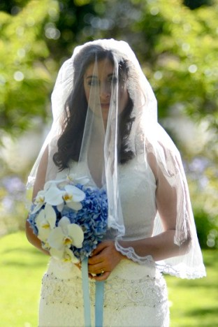 Jewish wedding by Cape Town wedding planner Oh So Pretty Planning.