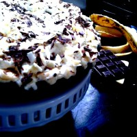 Banoffee Cream Pie or Trifle