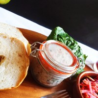 Salmon Rillettes + 10 ways to eat it