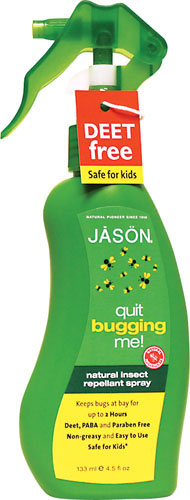 Jason Quit Bugging Me Insect Spray